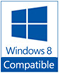 Windows 8 Compatible