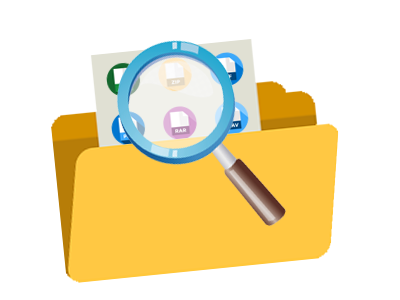 File Extension Detail Icon